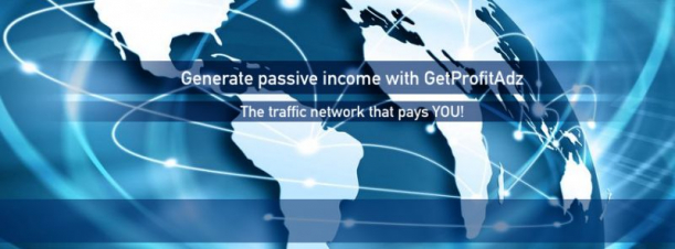 Earn Money Online - Income For Life GetProfitAdz